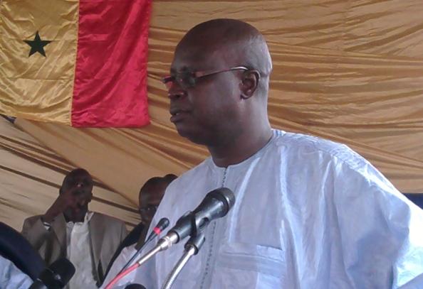 """Kalidou Diallo, ancien ministre de l'Education : """"Voter non, c'est accepter 7 ans renouvelables"""""""