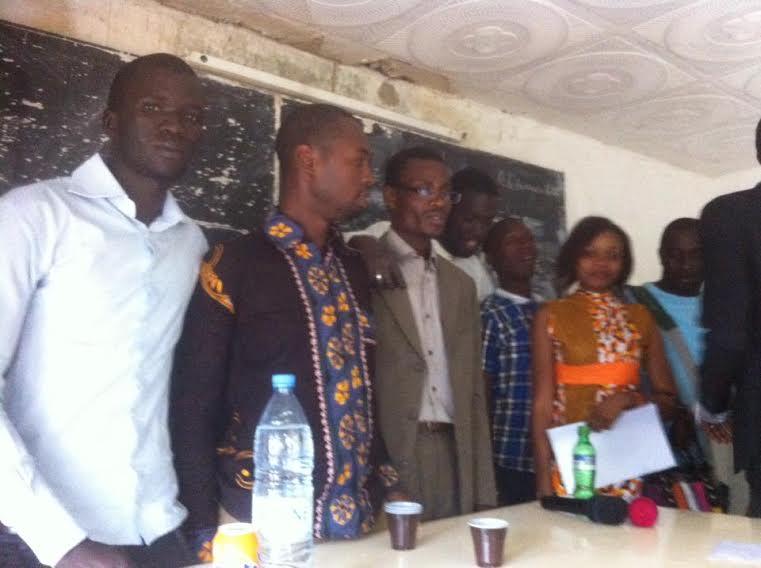 """Les Etudiants """"apédistes"""" se mobilisent auprès des jeunes  pour un «OUI» lors du référendum"""