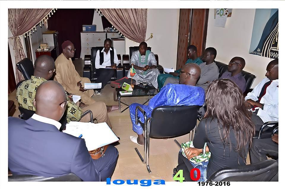 Louga: Le gouverneur Ange Faye en pôle position pour la célébration des 40 ans de la région