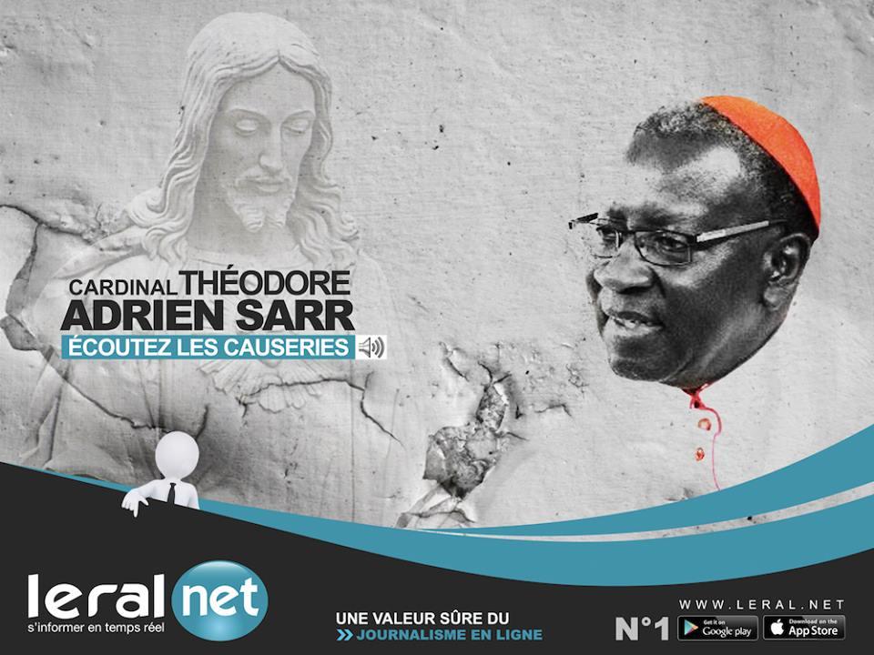 Le Cardinal Sarr critique « la pression pour une dépénalisation de l'homosexualité