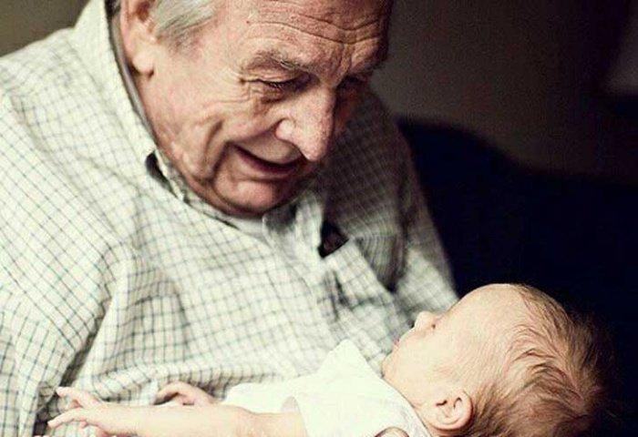 13 choses indéniables qu'on vit avec notre grand-père quand on est proche de lui