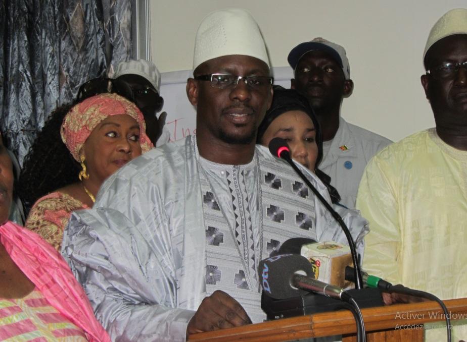 """Moustapha Diop aux femmes leaders : """"Vous êtes les sentinelles pour une participation massive au Référendum"""""""