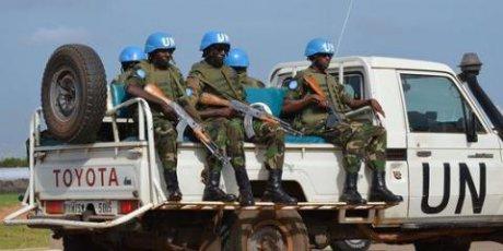 Deux casques bleus tchadiens tués par un soldat mutin au nord du Mali