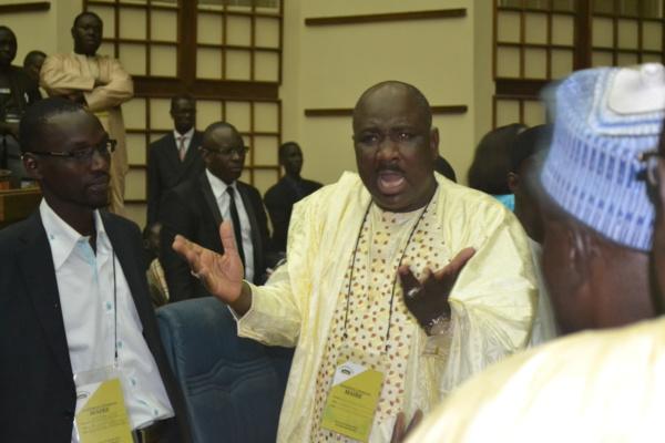Meeting de sensibilisation à Ourossogui : Farba Ngom raille Idrissa Seck et tacle Abdoul Mbaye