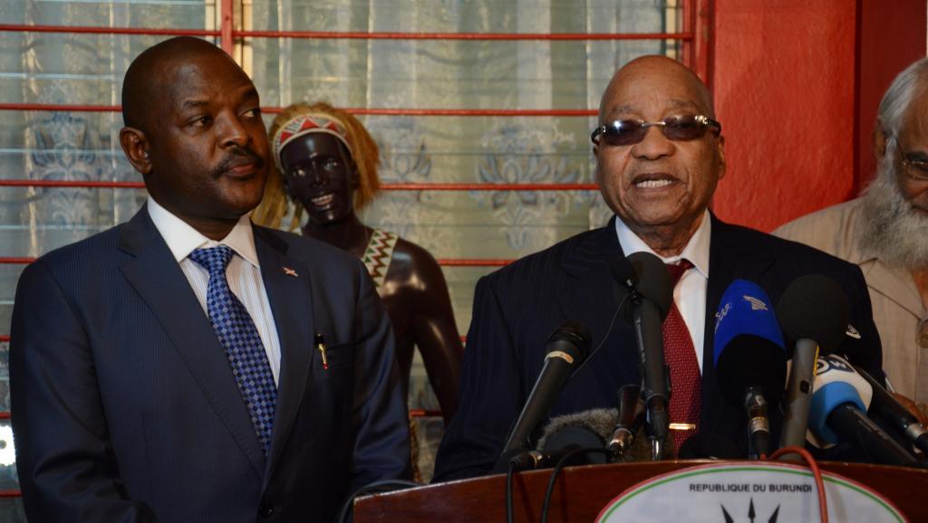 Burundi : retour sur la visite de la délégation de haut niveau de l'UA