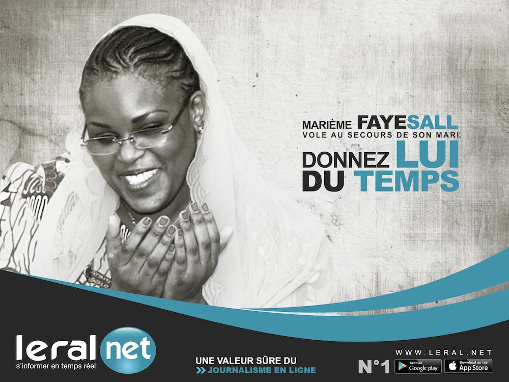 De Marième Faye Sall à Boun Dionne : Toute la République se mobilise pour Youssou Touré. retour sur une journée mouvementée pour le gouvernement de Macky Sall