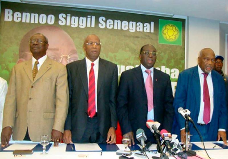 """Référendum du 20 mars :Benno siggil senegaal approuve le projet et s'engage à voter et à faire voter massivement """"Oui"""""""