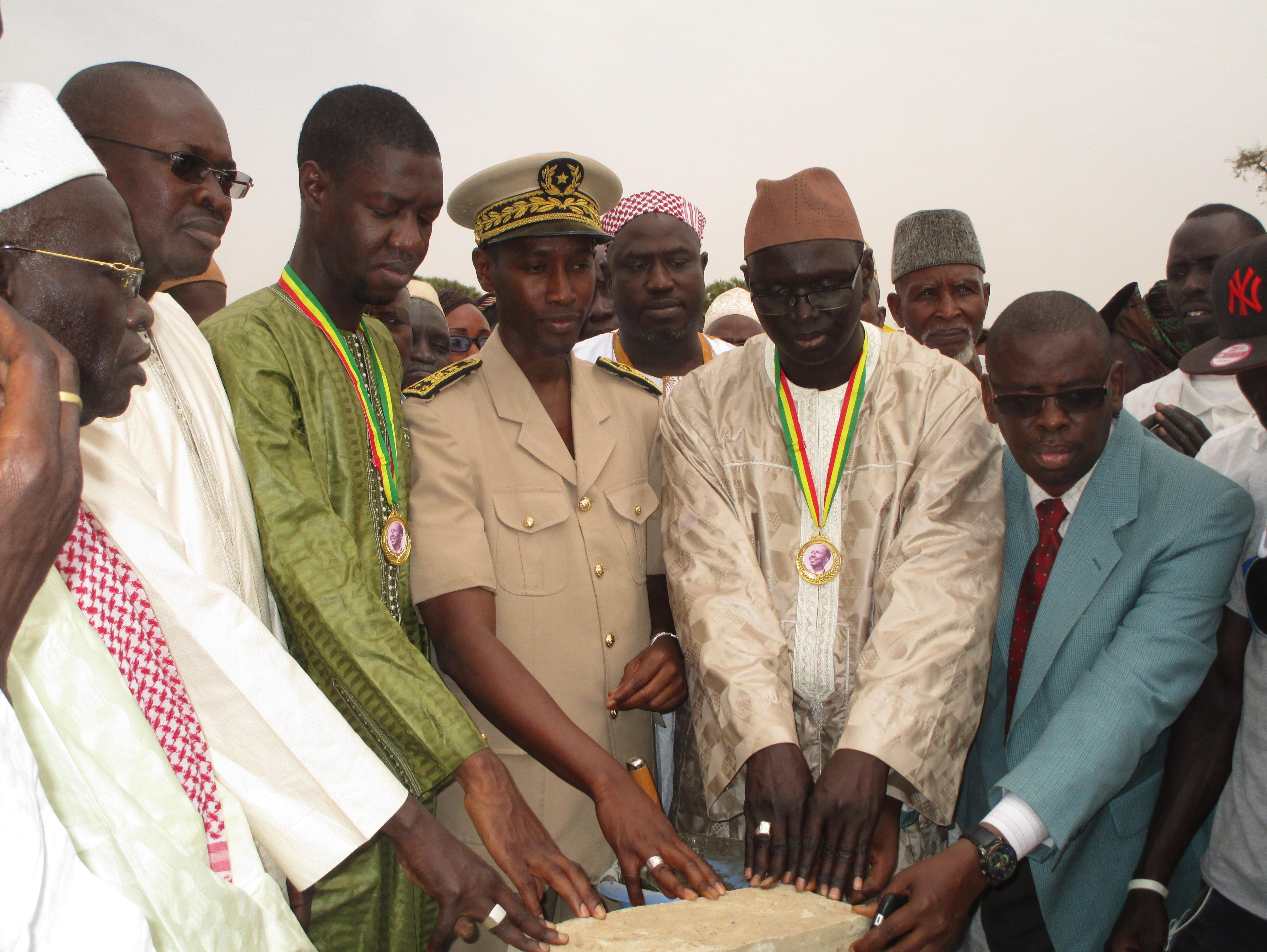 Kaolack- Le PNDL casque 300 Millions de F CFA pour la construction d'un Centre de formation des métiers artisanaux