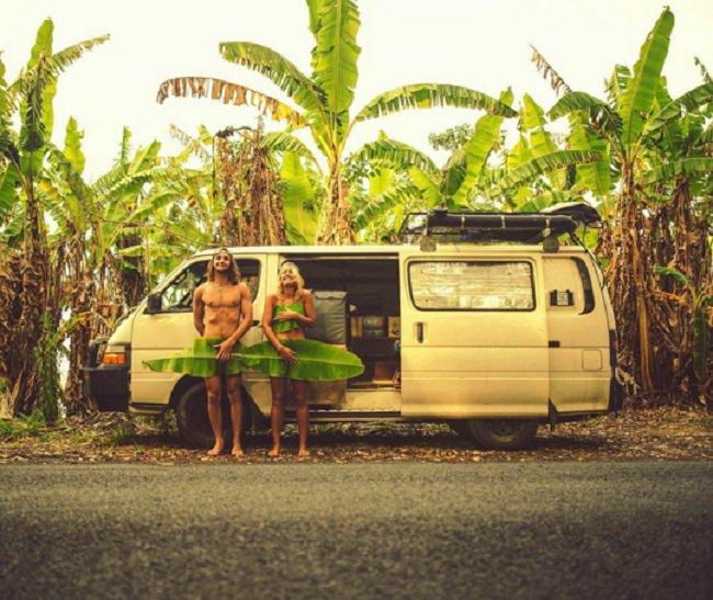Vivant dans un simple van, ces couples ont trouvé leur paradis et nous font rêver avec des photos sublimes