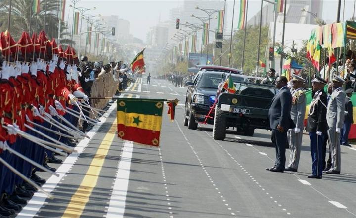 Fête du 4 avril : Macky Sall veut un gigantesque défilé !