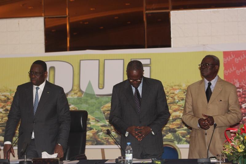 Pour un Oui massif au référendum : Macky Sall invite ses alliés à descendre sur le terrain