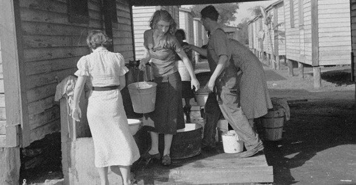 18 photos d'Histoire qui prouvent que nos grands-parents étaient des durs à cuire, des vrais