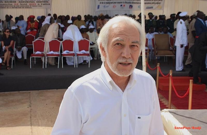 """Gérard Sénac, Président-directeur général de Eiffage : """"On a vu l'émergence du Sénégal lors de ce marathon"""""""
