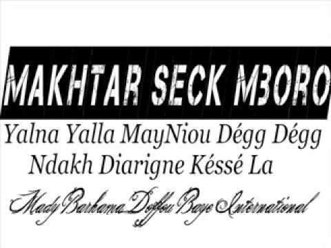 Ecoutez les causeries de Makhtar Seck Mboro...