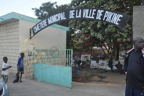 Profanation du cimetière de Pikine: Le conservateur municipal et deux complices arrêtés par la police