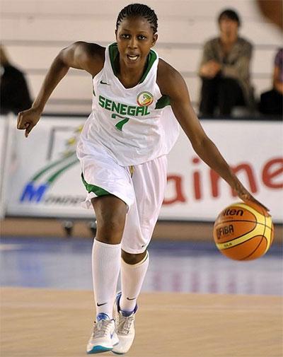Fatou Dieng, AS ville de Dakar : « Le jeu est très physique »