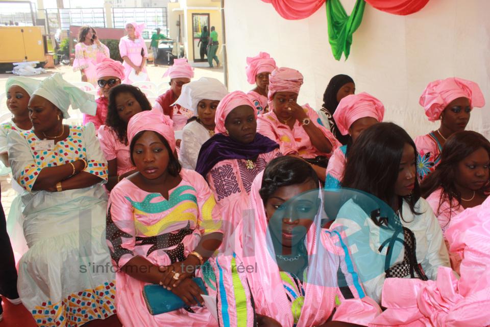 "Vidéo - Ndèye Fatou Ndiaye Thiam : ""Nous souhaitons avoir 50% de femmes à la Lonase d'ici 2030 """