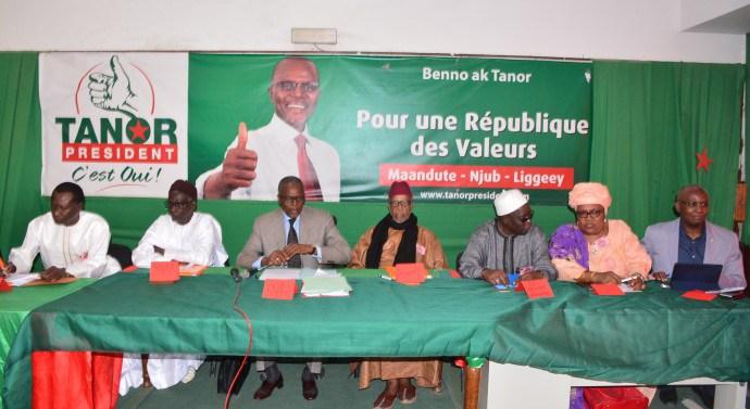 Violences  à la maison du Ps : Tanor annonce une plainte contre X et des sanctions