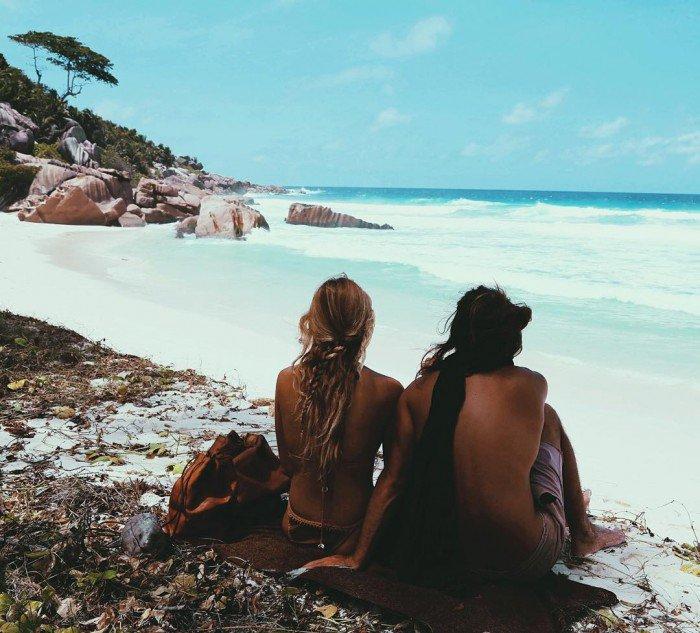 Partir faire le tour du monde en amoureux, vous en avez
