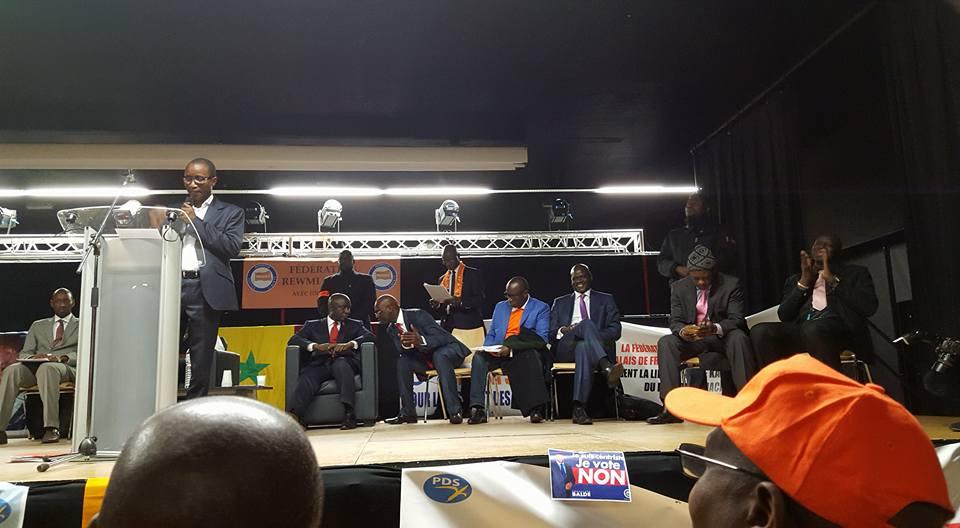 """Vidéo-Idy à Macky Sall : """"Le référendum n'est pas un combat de lutte..."""""""