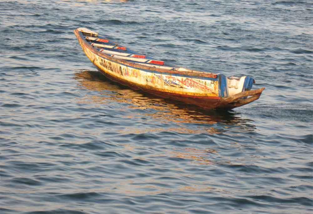 Sendou : Trois pêcheurs disparus au large des côtes gambiennes