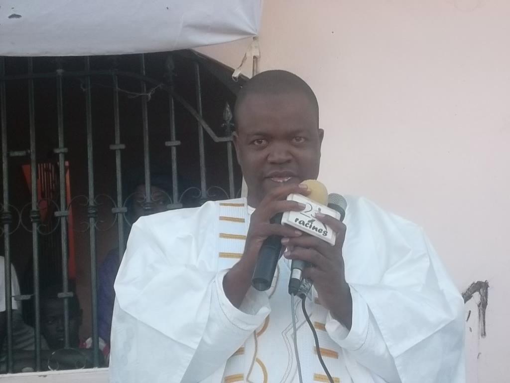 Position :  Le Reve de Ousmane Kane vote Oui au référendum du 20 mars