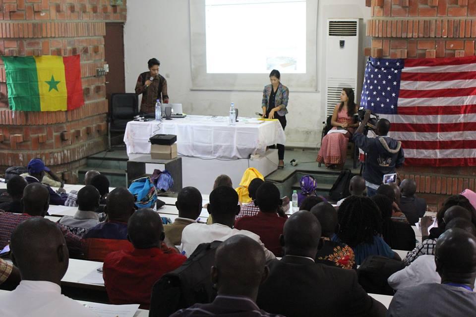 Avec le soutien de l'Ambassade des Etats Unis, « l'English Day » sénégalais, un exemple pour l'Afrique de l'Ouest !
