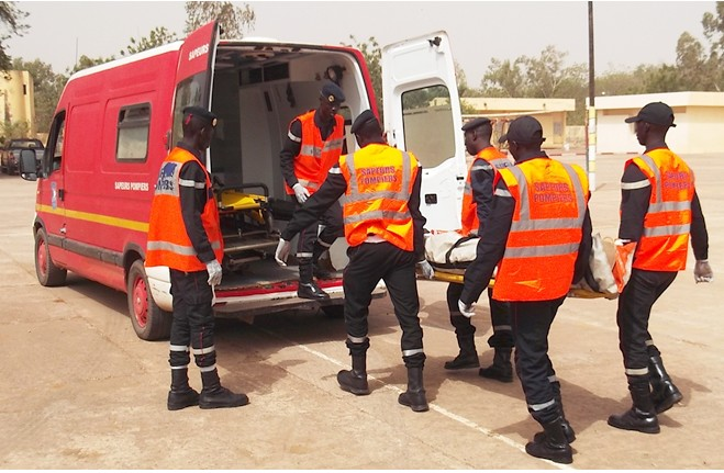 Tambacounda : un accident fait 6 morts et 18 blessés