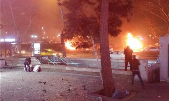 Turquie : des morts dans une explosion survenue à Ankara