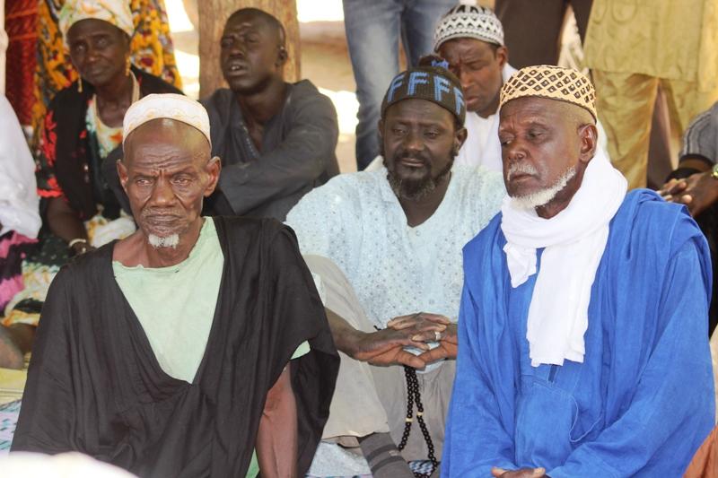 Référendum du 20 mars : Diarère démarre sa campagne chez les chefs religieux