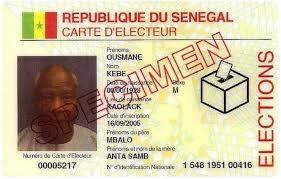 Les cartes d'électeur conservent leur validité jusqu'en 2017 (ministère)