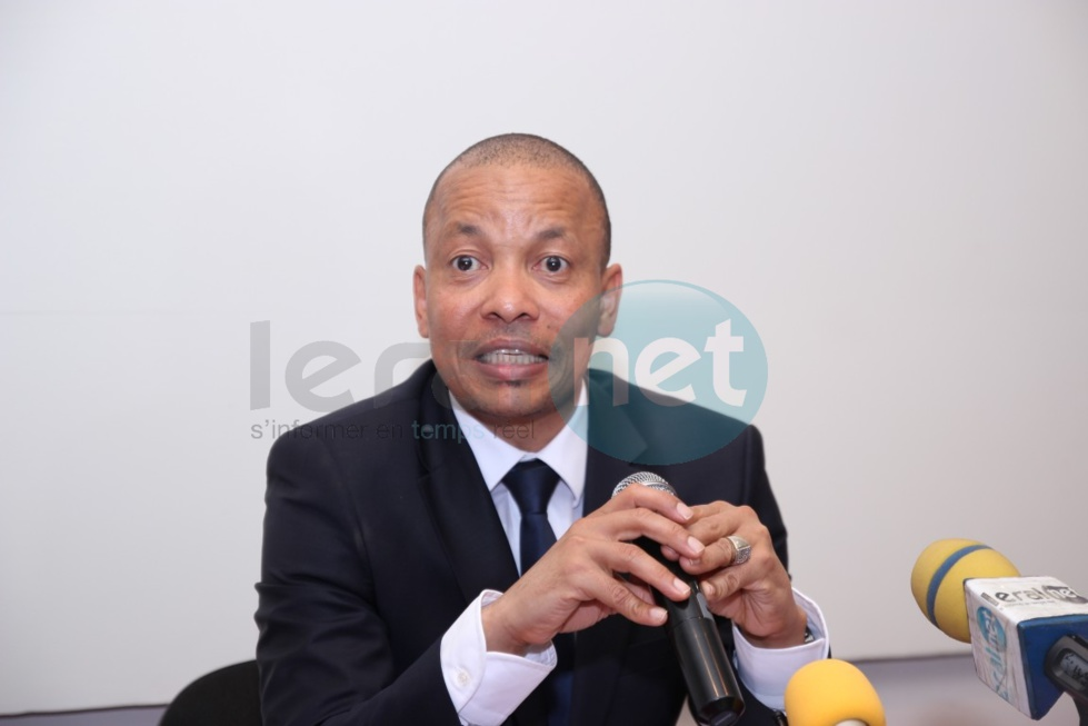"""Souleymane Jules Diop parle du référendum: """"Ceux qui agitent le Non, sont dans l'erreur..."""""""