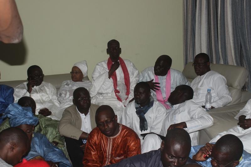 Audience avec le Khalife des mourides à Mbacké Kadior : Le camouflet du Front du Non
