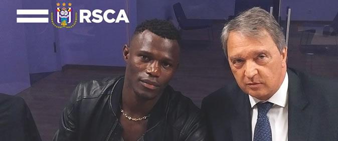 Anderlecht : Stéphane Badji finalement sanctionné par la Commission des litiges