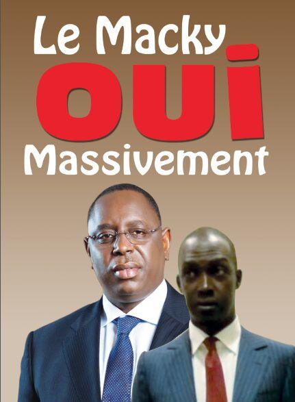 Le Mackyoui massivement ( Malick Dieng)