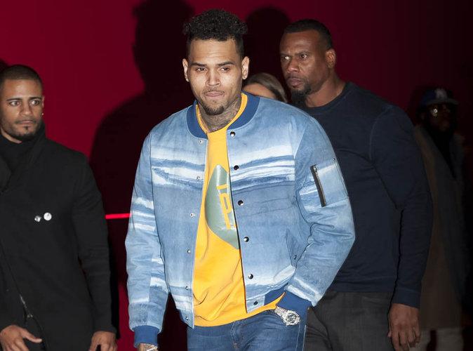 Chris Brown : la femme qui est entrée par intrusion dans sa propriété porte plainte contre lui !