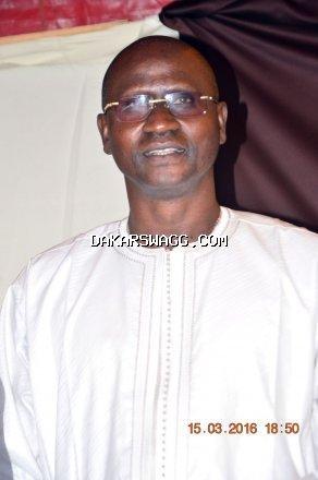 Photos - exclusivité, voici le nouveau mari de Fatou Gueweul, le transitaire Bounama Mboup