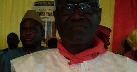 Campagne référendaire : Diamalaye promet 200% à Mansour Sy