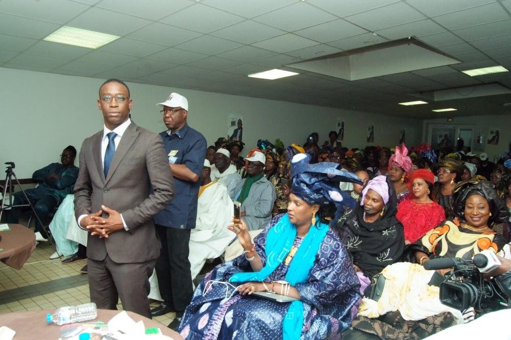Mamadou Thiam, en conférence en France vendredi dernier : «Idrissa Seck n'aime pas le Sénégal !»