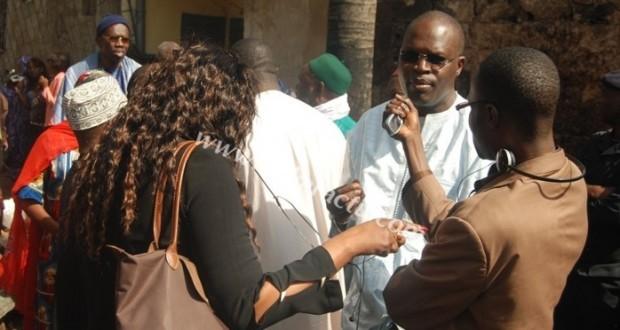 Grand Yoff : Le pire évité de justesse entre partisans de Khalifa Sall et d'Adama Faye