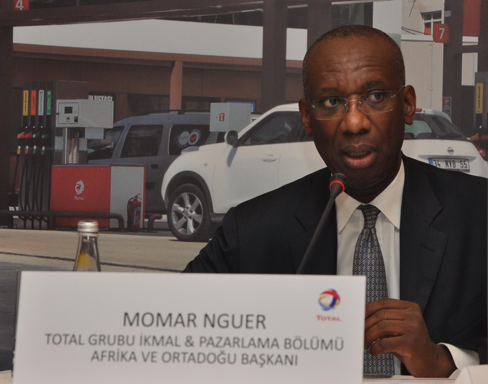 total   momar nguer est nomm u00e9 directeur g u00e9n u00e9ral de la branche marketing  u0026 services et membre du
