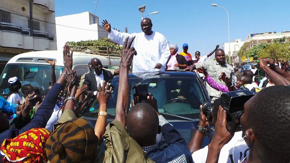 Thiès : Idrissa Seck et ses partisans crient victoire