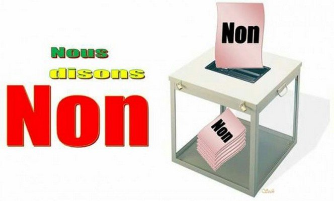Résultat du référendum:  Touba dit Non Macky Sall