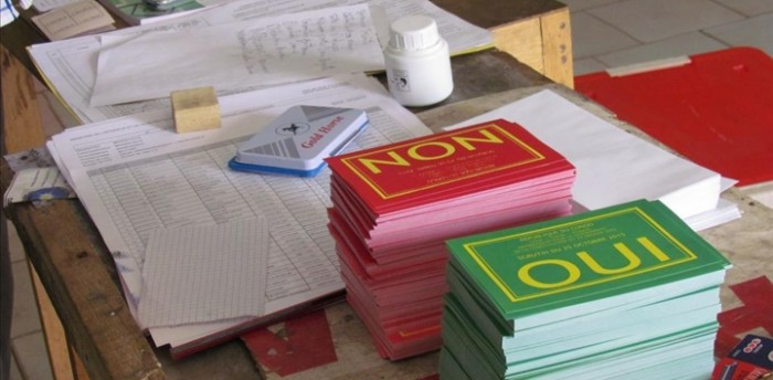 Louga: Le Oui l'emporte avec 70% des votes