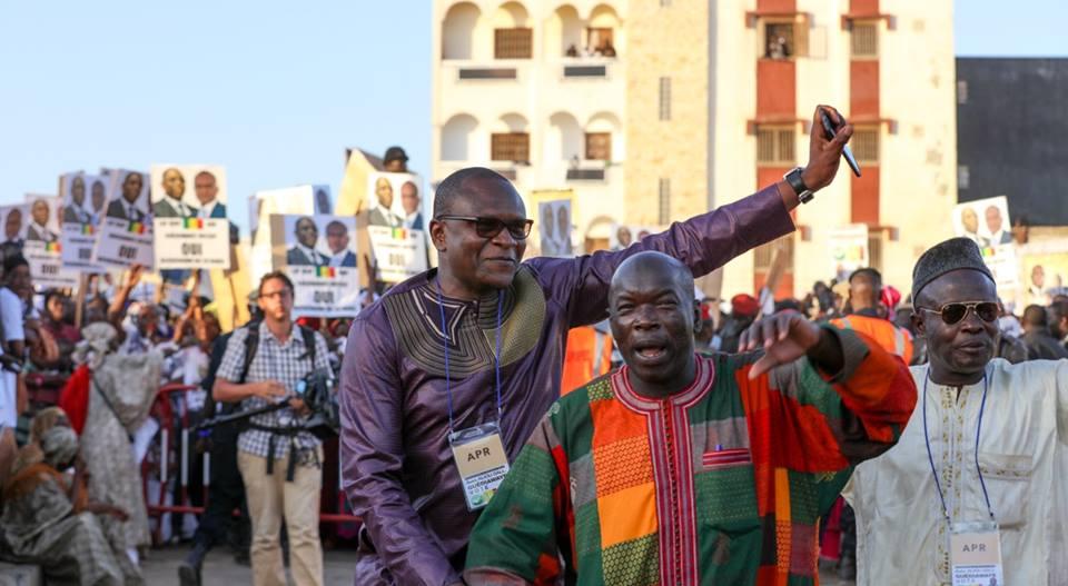 "Lat Diop, responsable APR à Golf: ""Tant que je serai à Guédiawaye, Malick Gackou ne gagnera jamais rien"""