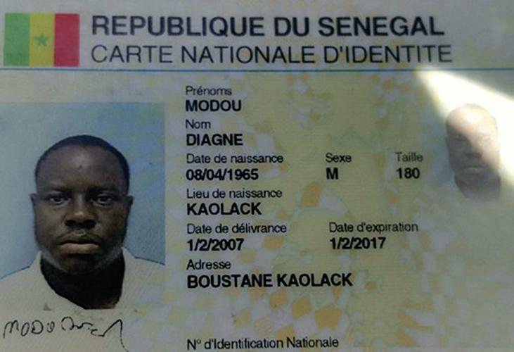 Etats Unis : Meurtre du chauffeur de taxi Modou Diagne, tué par balles à Détroit