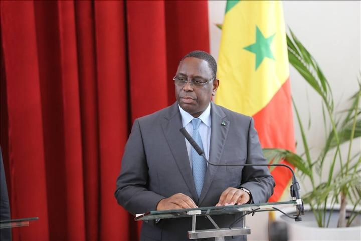 "Attaques terroristes: Macky Sall exprime sa ""solidarité"" avec Bruxelles"