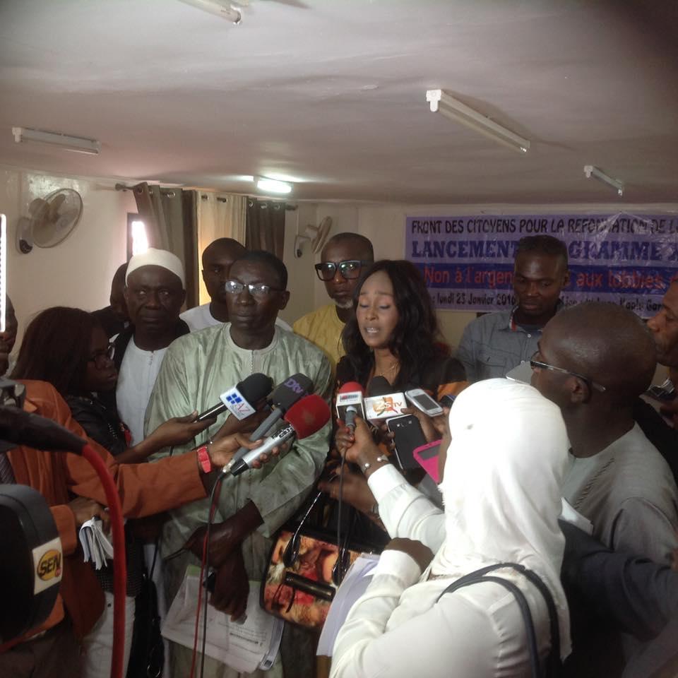 Bilan du référendum : le Pr Malick Ndiaye et Cie réclament la démission des ministres de la Justice et de l'Intérieur