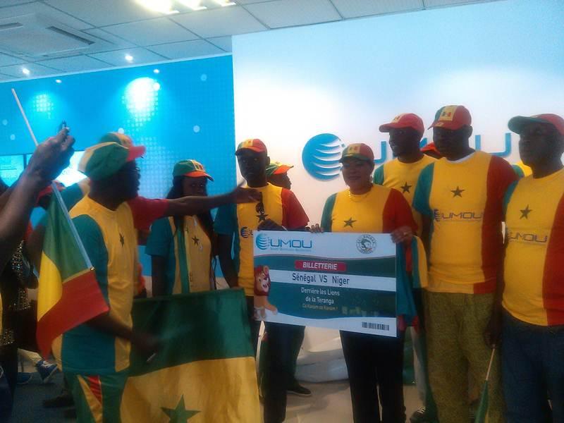 Match Sénégal-Niger : Oumou Leader Distribution booste le 12e Gaindé