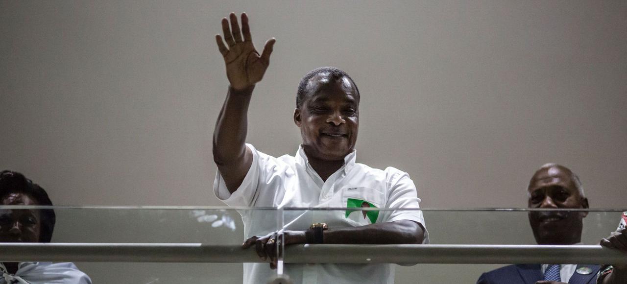 Congo: vers une victoire de Sassou-Nguesso au 1er tour, l'opposition conteste